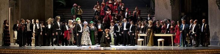 La Traviata al Teatro San Carlo