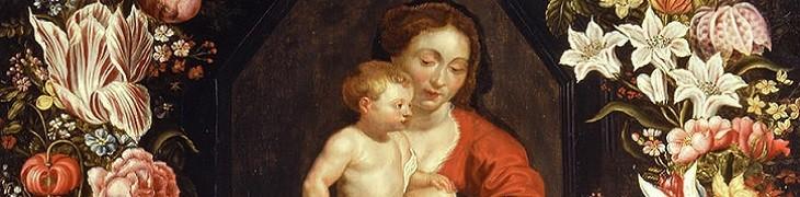 La Madonna con bambino di Rubens al Museo Diocesano