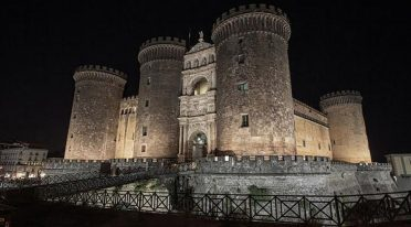 Maschio Angioino a Napoli