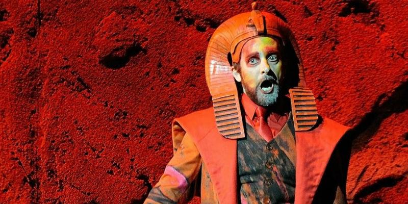 Il capolavoro di Rossini Mosè in Egitto al Teatro San Carlo di Napoli