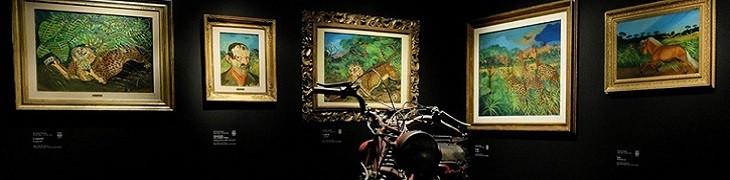 Museo della follia da Goya a Maradona