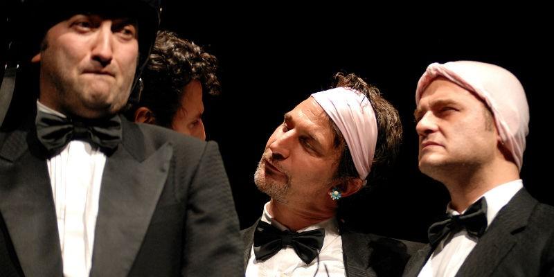 New Magic People Show al Piccolo Bellini di Napoli