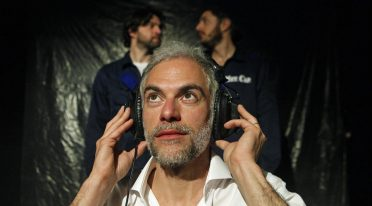 عرض #Ore3zero5 في مسرح Nuovo Teatro Sanità في نابولي
