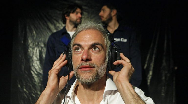 Lo spettacolo #Ore3zero5 al Nuovo Teatro Sanità di Napoli