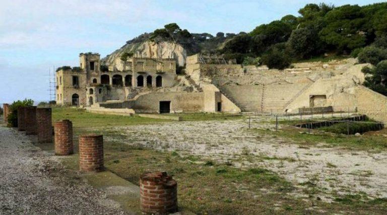 Parco Archeologico del Pausilypon a Napoli