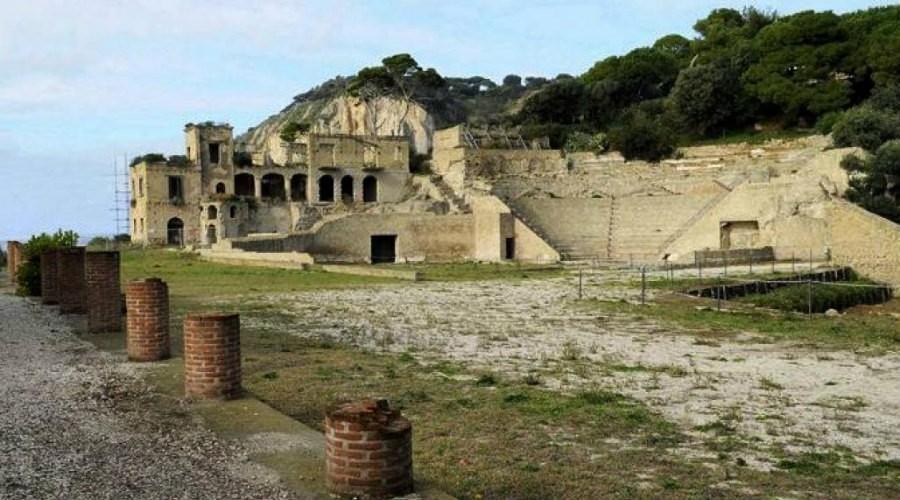 Археологический парк Паусилипон в Неаполе