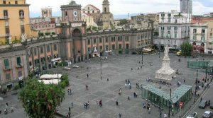 Piazza Dante in Naples