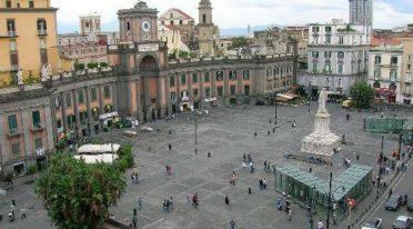 那不勒斯的但丁广场