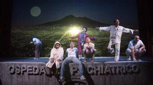 locandina di Qualcuno volò sul nido del cuculo al Teatro Bellini di Napoli: torna lo spettacolo di Alessandro Gassmann