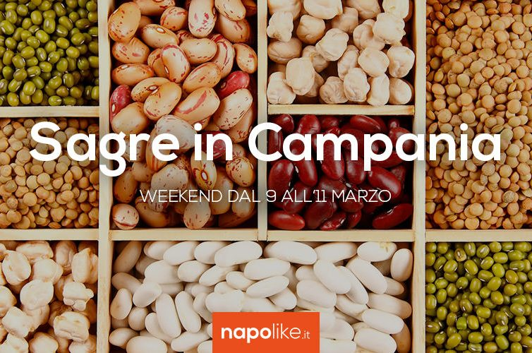 Sagre in Campania nel weekend dal 9 all'1 marzo 2018