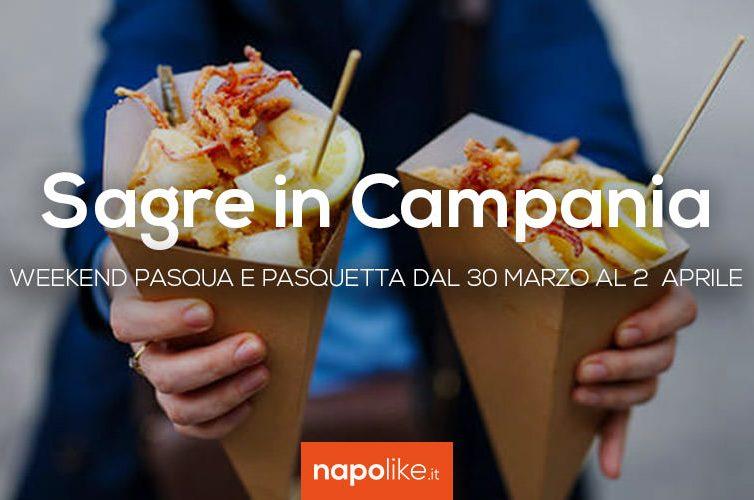 Sagre in Campania per Pasqua e Pasquetta 2018