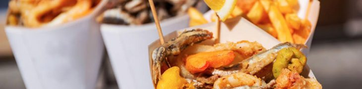 Street Food Festival a Napoli