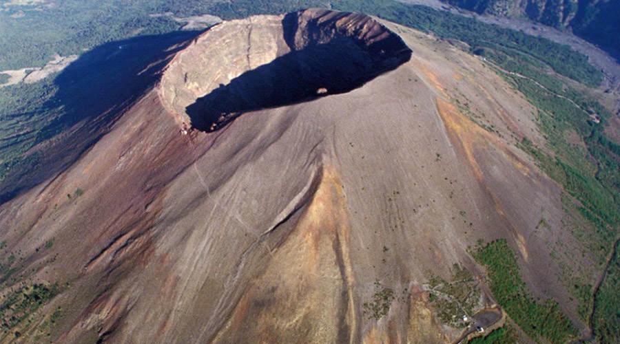 Gran Cone of Vesuvius