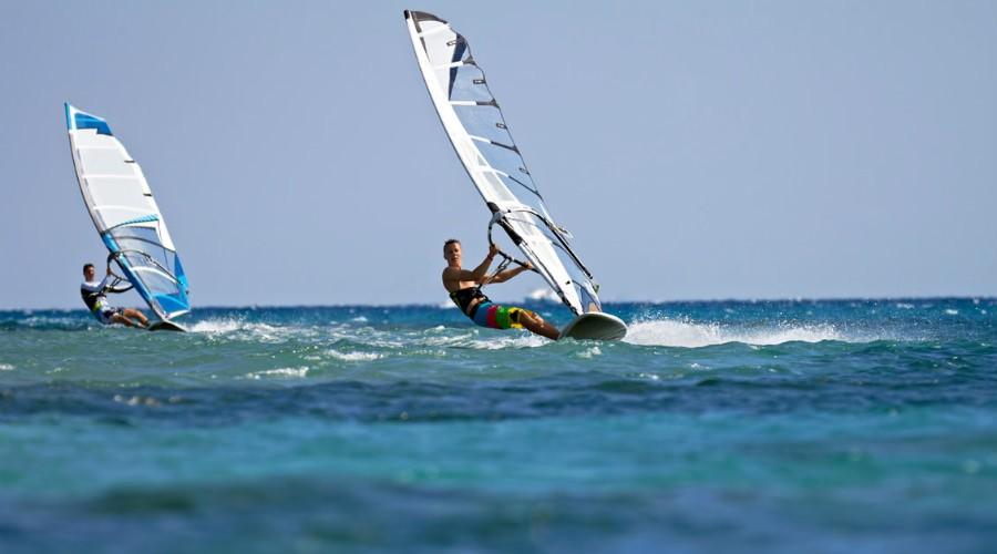 Windsurf, Coppa Italia a Pozzuoli