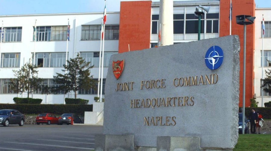 Base Nato Bagnoli