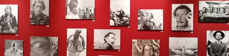 Io Dali exhibition at the PAN of Naples