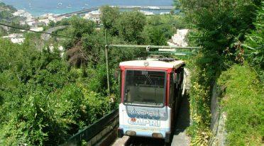 Funicular of Capri