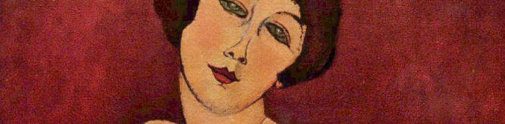 Cadre Modigliani