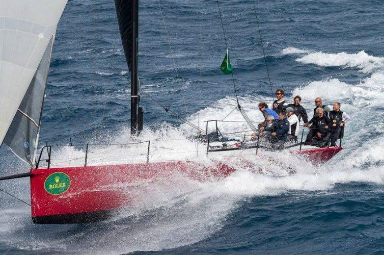 Rolex Capri sailing week