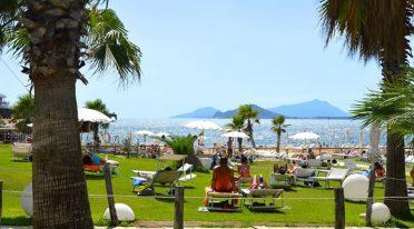 Relax all'Arenile di Bagnoli a Napoli