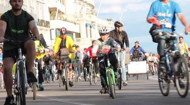 Napoli Bike Festival, pedalata collettiva