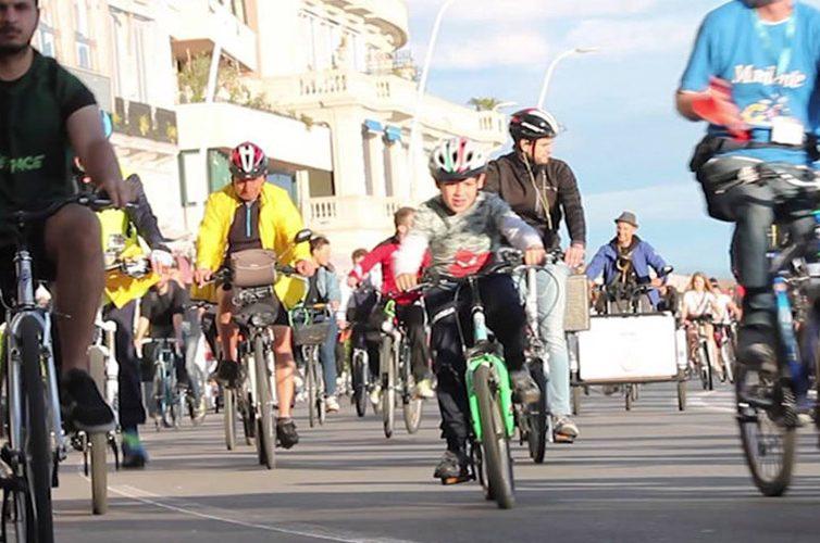 Napoli Bike Festival, pedalata collettiva