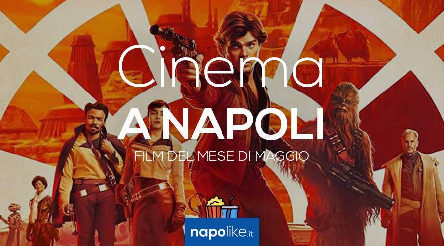 Film nei cinema di Napoli a maggio 2018