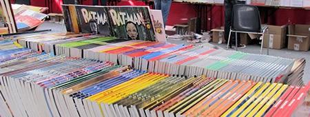 Fumetti al Comicon di Napoli