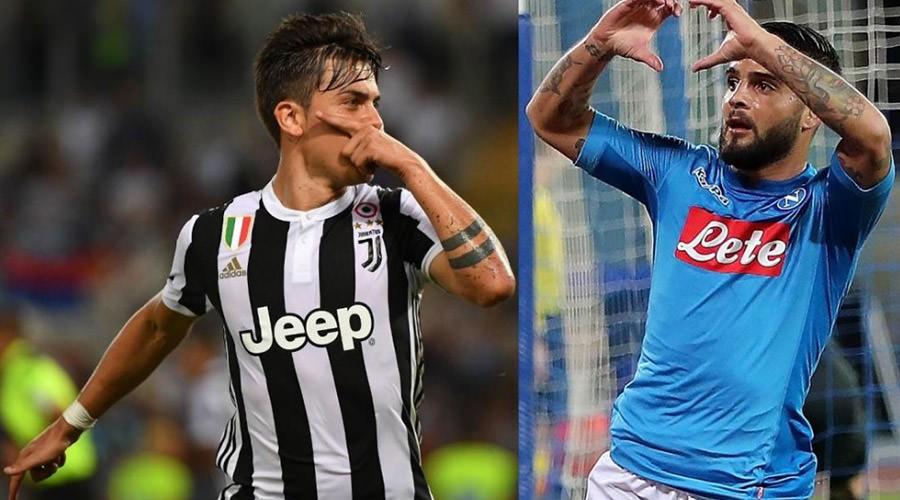 Partita Juventus-Napoli