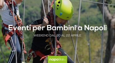 Veranstaltungen für Kinder in Neapel am Wochenende von 20 zu 22 am April 2018