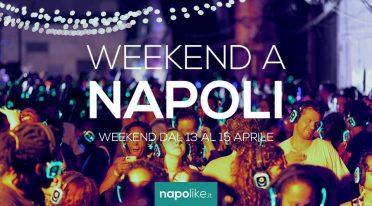События в Неаполе в выходные дни от 13 до 15 Апрель 2018