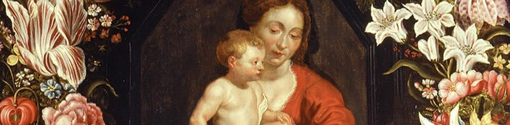 Madonna con Bambino di Rubens al Museo Diocesano