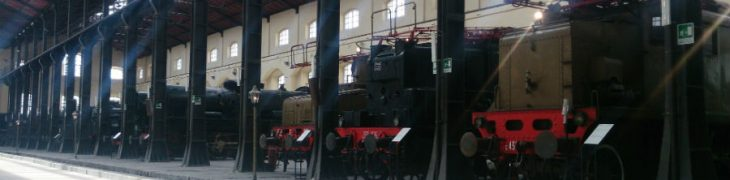 Railway Museum of Pietrarsa