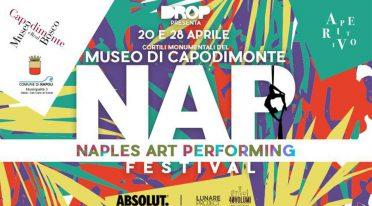 Naples Art Performing Festival a Capodimonte