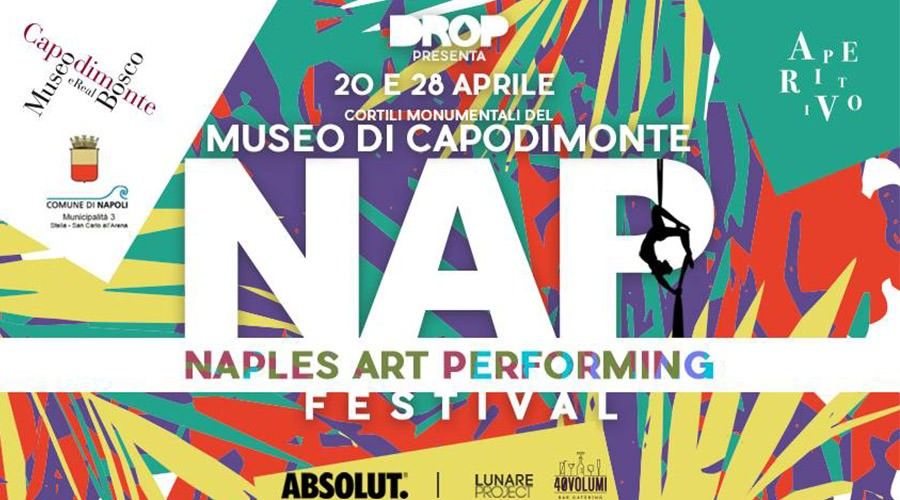 Naples Art Performing Festival a Capodimonte