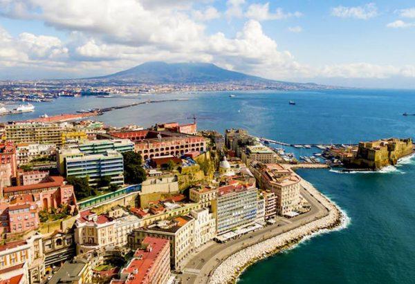 Naples, panorama