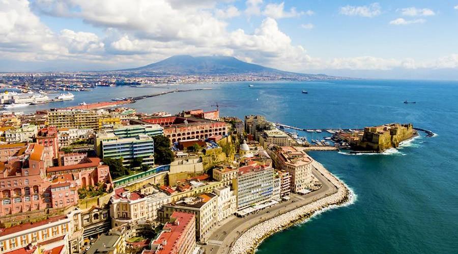 Napoli, panorama