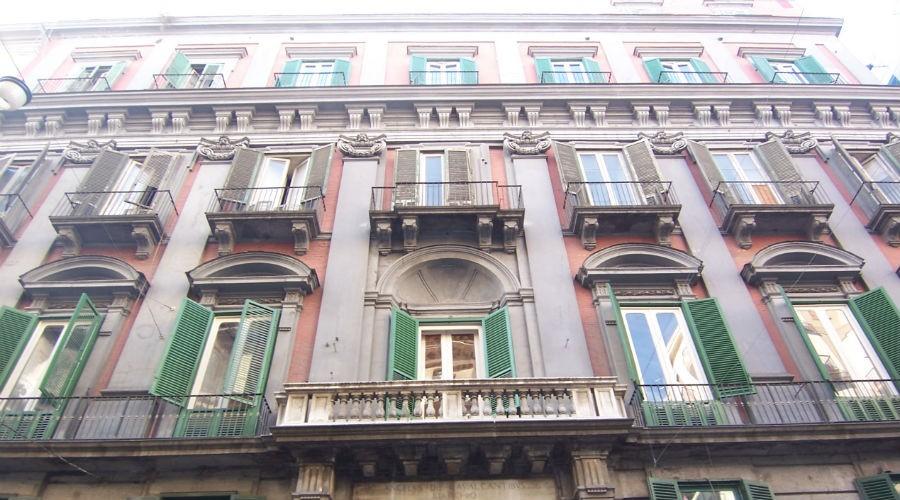 Palazzo Cavalcanti, Napoli