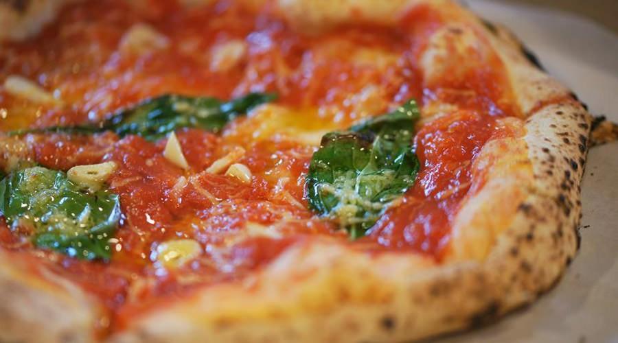 Pizza napoletana, marinara