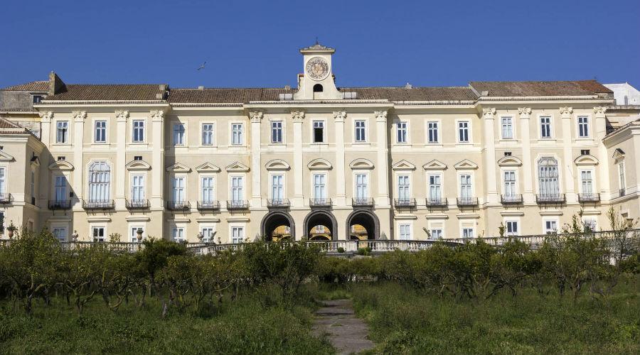 Reggia di Portici, Napoli