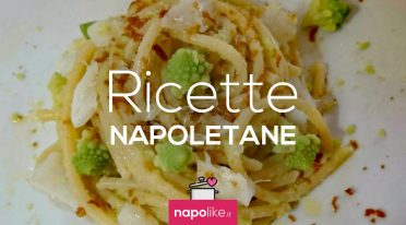 Recipe of spaghetti with cod and olives