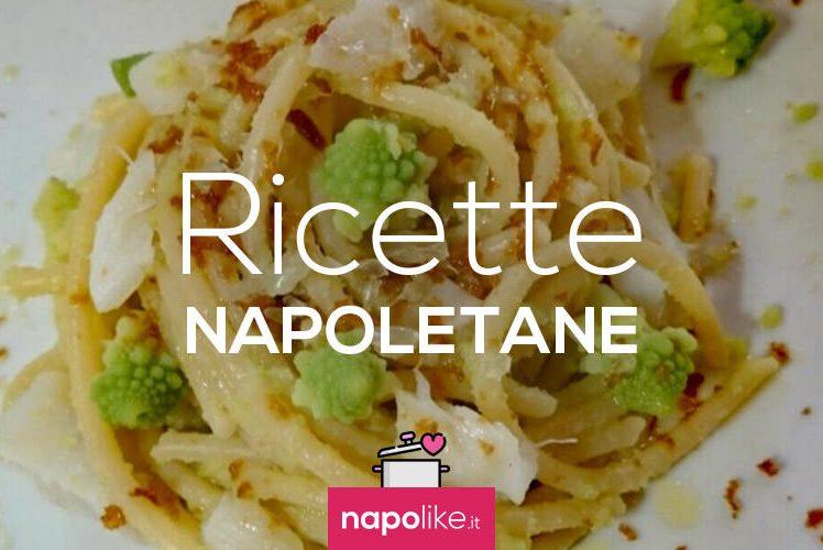 Ricetta degli spaghetti con baccalà e olive