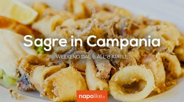 Sagre in Campania nel weekend dal 6 all'8 aprile 2018