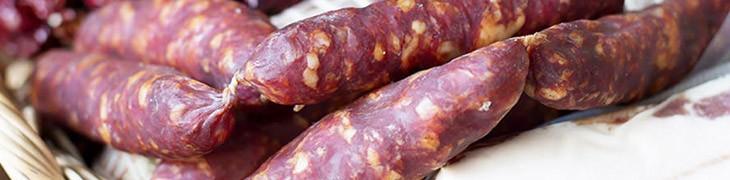 Sagra della Salsiccia Rossa a Castelpoto