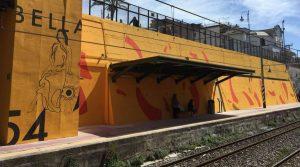 Stazione della Circumvesuviana di Portici Bellavista