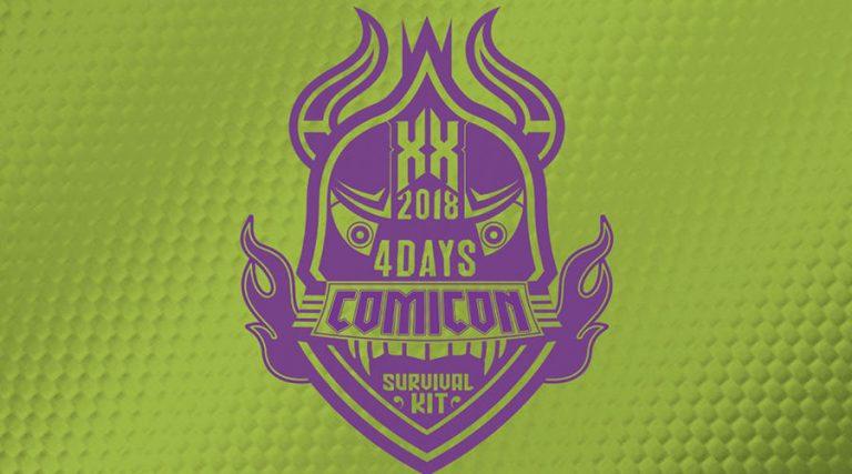 Comicon 2018, il Survival Kit