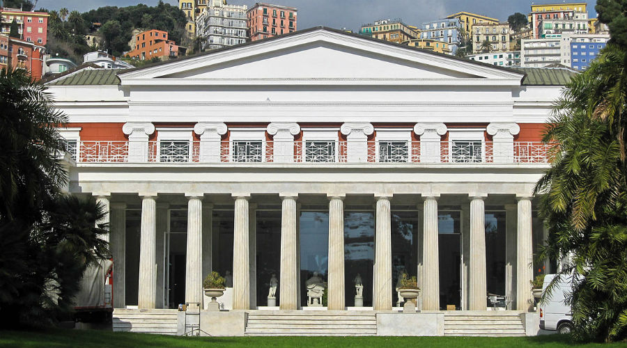 villa Pignatelli