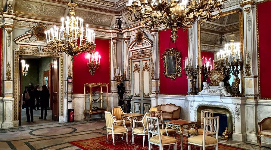 Villa Pignatelli in Neapel