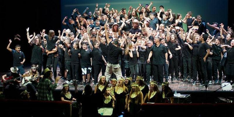 Arrevuoto 2018 في مسرح Mercadante في نابولي