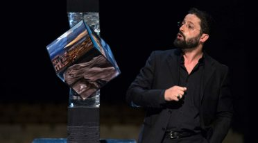 Lo spettacolo Atto di Fede in scena al Nuovo Teatro Sanità di Napoli